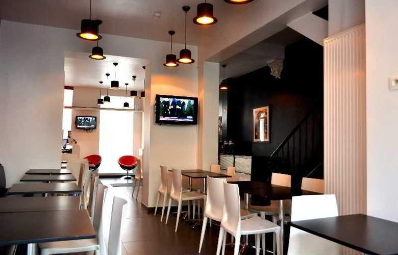 Theater Hotel Brussels - Restaurant - 17
