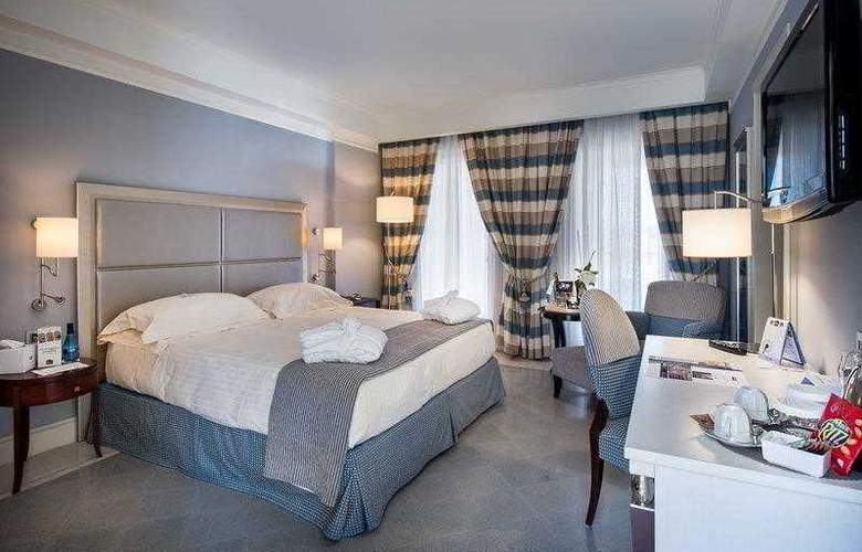 BEST WESTERN PREMIER Villa Fabiano Palace Hotel - Hotel - 13