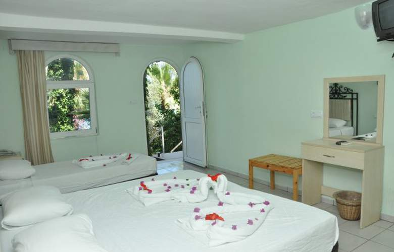 Aegean Garden Hotel - Room - 1