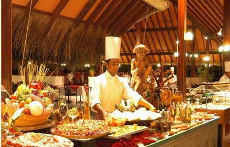 Adaaran Club Rannalhi - Restaurant - 4