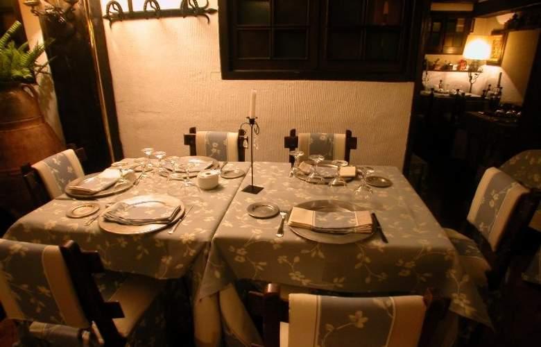 Conde Aznar - Restaurant - 9