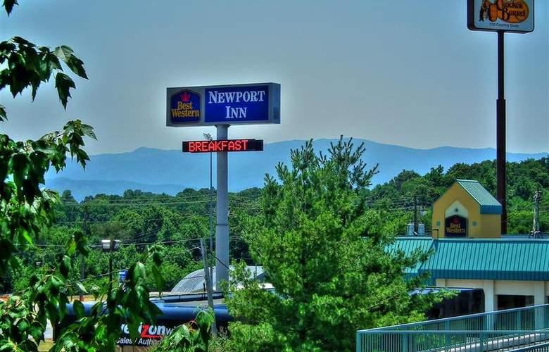 Best Western Newport Inn - Hotel - 69
