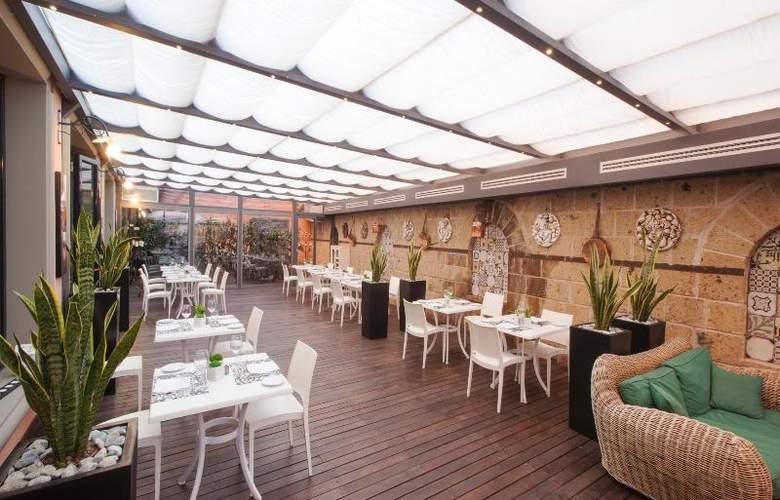 Grand Hotel Tiberio - Restaurant - 24
