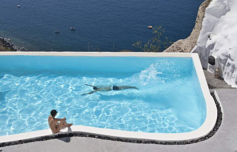 Andronis Suites - Pool - 4