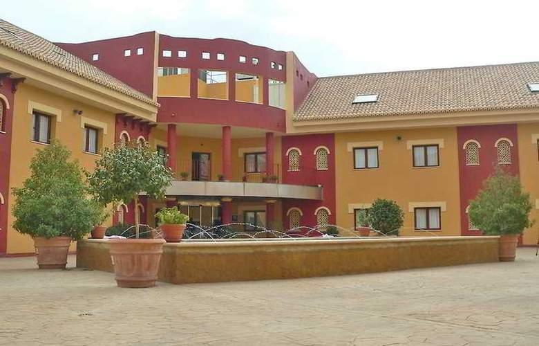 Reyes Ziríes - Hotel - 0