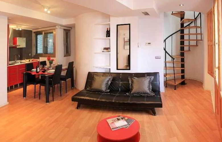 Apartamentos Lonja - Room - 6