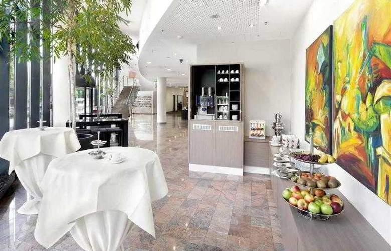 Mercure Duesseldorf Seestern - Hotel - 23