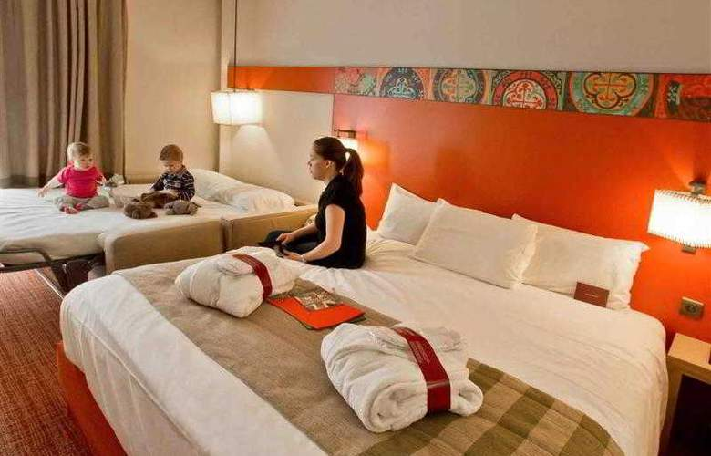 Mercure Amiens Cathedrale - Hotel - 17