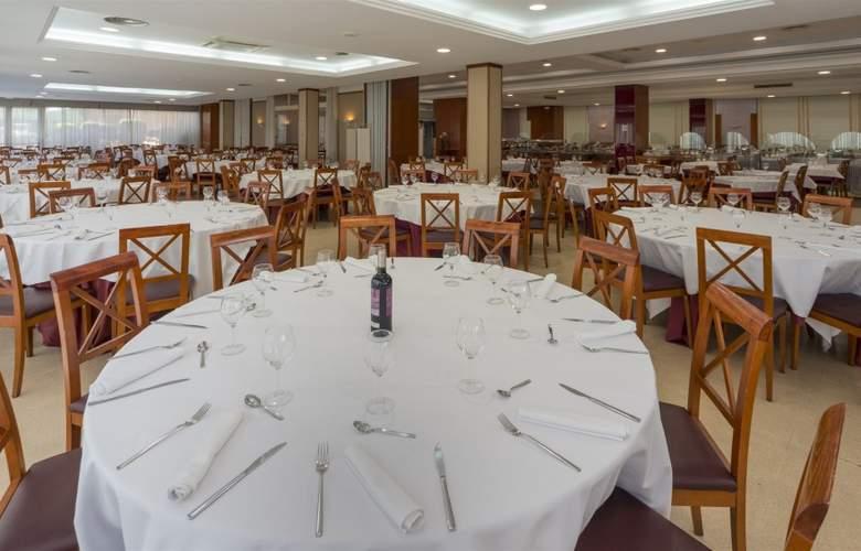 4R Gran Regina - Restaurant - 6