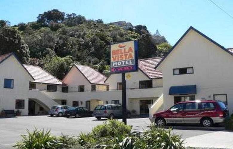Bella Vista Motel Wellington - Hotel - 0