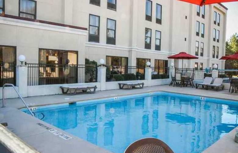 Hampton Inn Selma/Smithfield I-95 - Hotel - 7