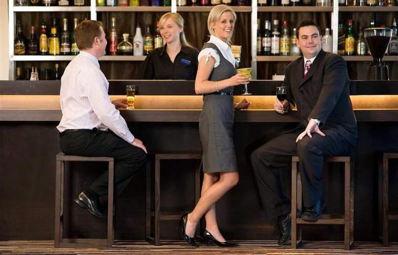 Novotel Melbourne Glen Waverley - Bar - 67