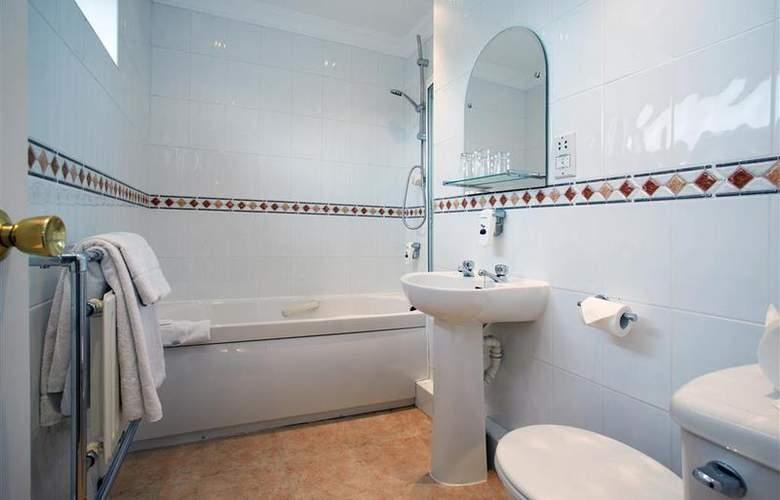 Best Western Consort Hotel - Room - 72
