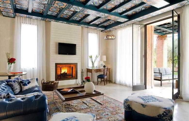 Tigmiza Suites pavillions - Room - 16