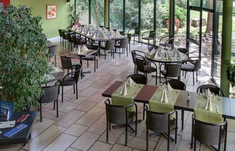 Best Western Hotel Golf D'Albon - Restaurant - 22