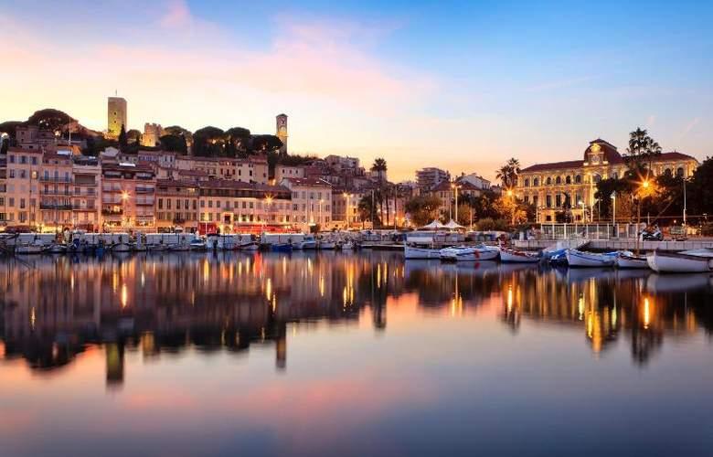 Clarion Suites Cannes Croisette - Sport - 52