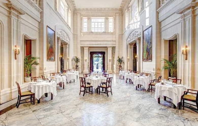 Corinthia Palace Hotel & Spa - Restaurant - 18