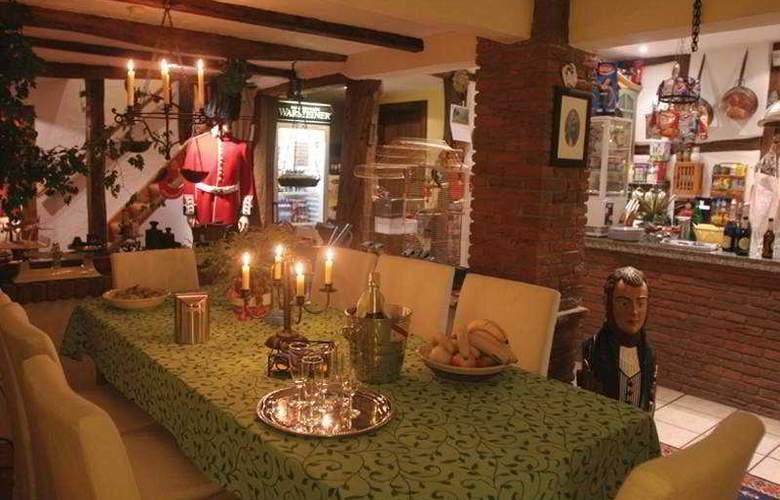 British Bed & Breakfast - Restaurant - 4