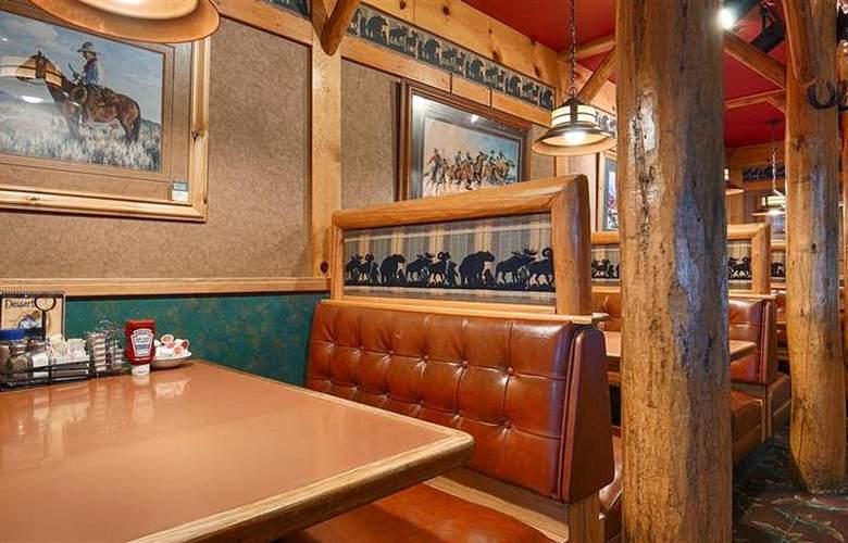 Best Western Ruby's Inn - Restaurant - 100