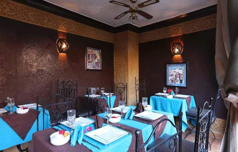 Riad Mille Et Une Nuits - Restaurant - 48