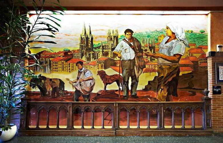 Sercotel Ciudad de Burgos - General - 23