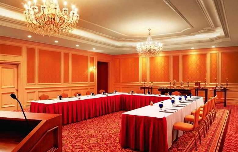 The Ritz Carlton Santiago - Conference - 11