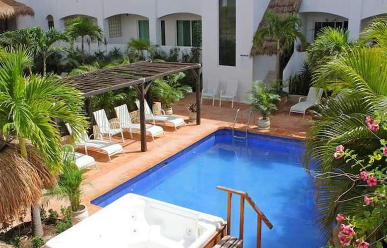 La Pasion Boutique Hotel - Pool - 36