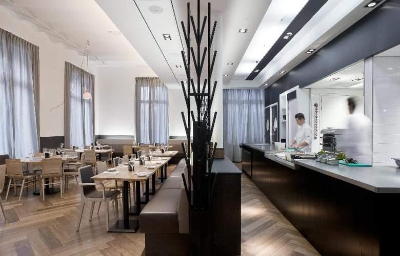 The Manor Amsterdam - Restaurant - 13