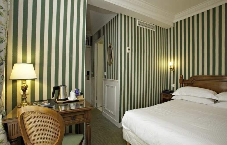 Best Western AuxDucs Bourgogne - Room - 2