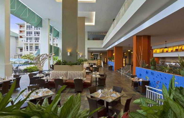 Sheraton Bijao Beach Resort - Restaurant - 24