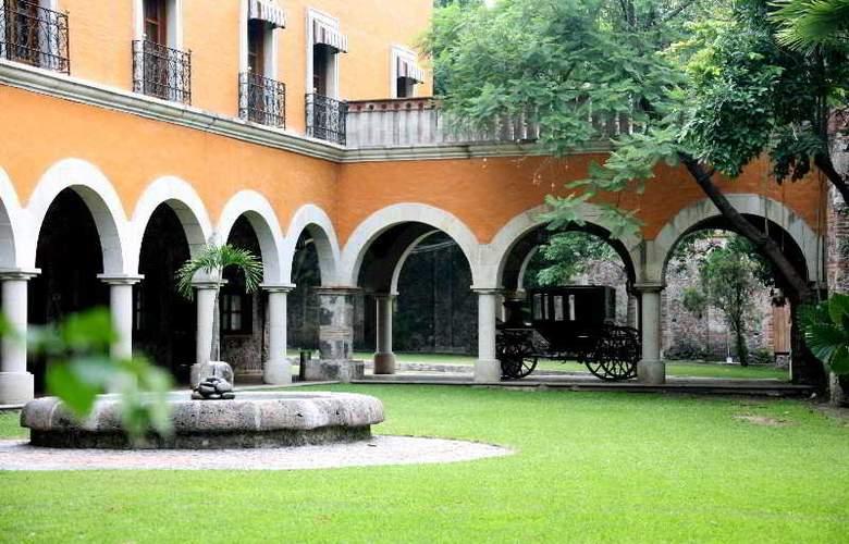 Fiesta Americana Hacienda San Antonio El Puente - Terrace - 34