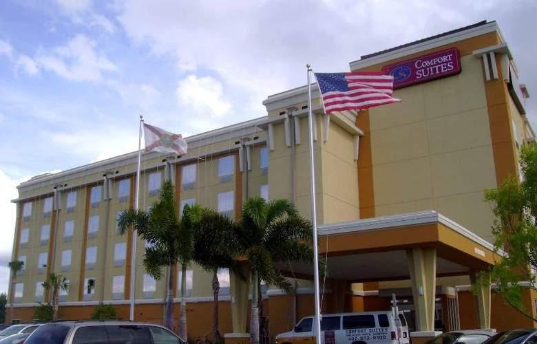 Comfort Suites Orlando Airport - General - 1