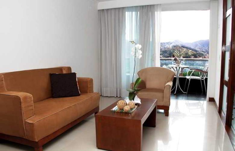 The Morgana Poblado Suites Hotel - Room - 0