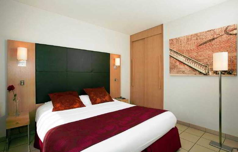 Residhome Toulouse Occitania - Room - 16