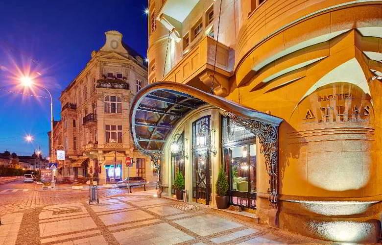 Atlas Deluxe Hotel - Hotel - 7