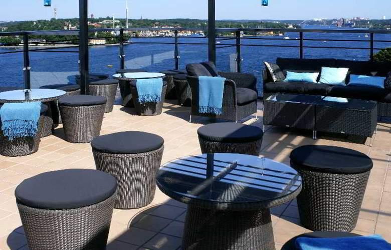 Scandic Sjofartshotellet Stockholm - Terrace - 7