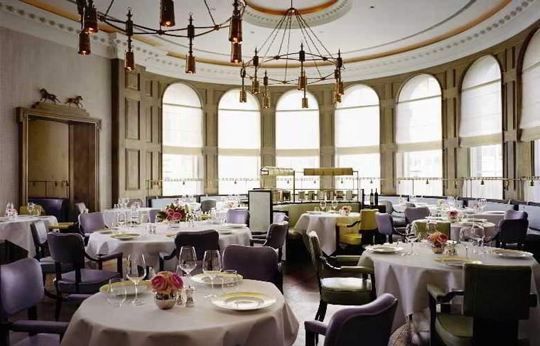 The Langham London - Restaurant - 22