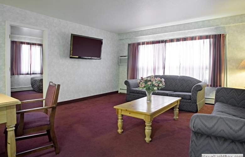 America's Best Value Inn Executive Suites Airport - Room - 10