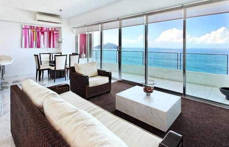Crowne Plaza Resort Mazatlan - Room - 25