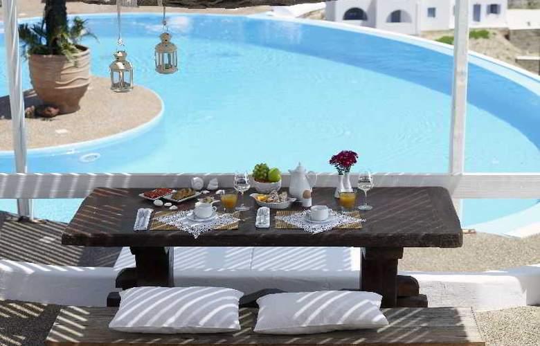 Levantes Ios Boutique Hotel - Restaurant - 1