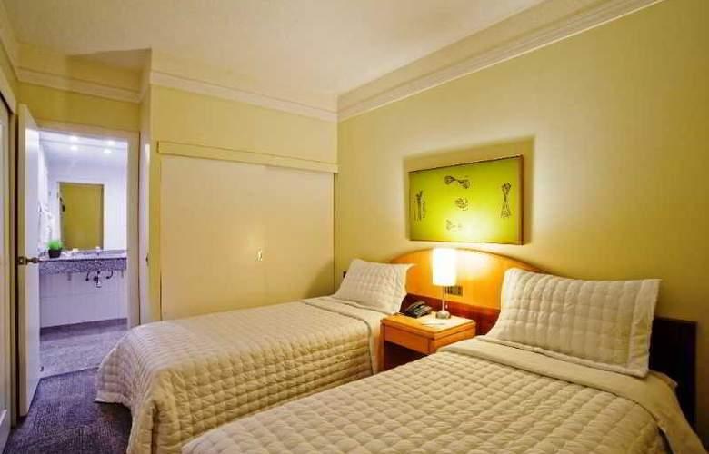 Slaviero Suites Curitiba - Room - 0