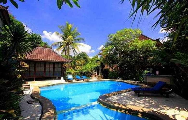 Puri Saraswati Bungalow - Pool - 10