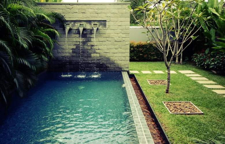 Two Villas Holiday Onyx Style, Naiharn Beach - Pool - 9