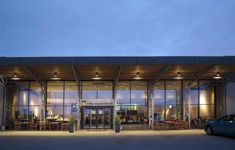 Best Western Oslo Airport - Hotel - 46
