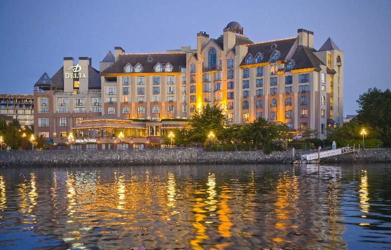 Delta Victoria Ocean Pointe Resort & Spa - Hotel - 7