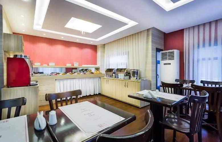 Fatih Hotel Corner - Restaurant - 2