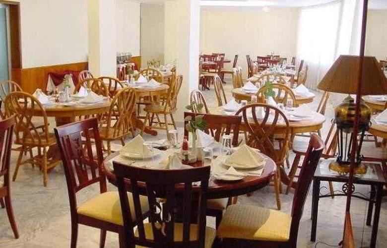 Al Jawhara Metro Hotel - Restaurant - 8