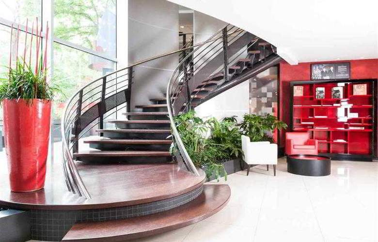 Novotel Luxembourg Centre - Hotel - 31