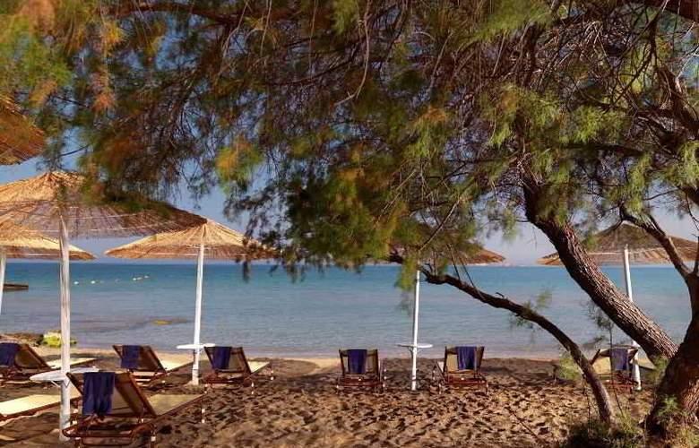 Divani Apollon Palace and Spa - Beach - 8