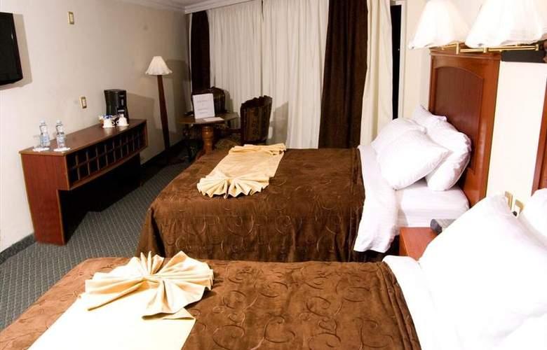 Best Western Toluca - Room - 34